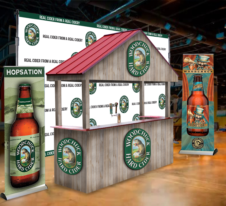 woodchuck-cider-cart-tradeshow